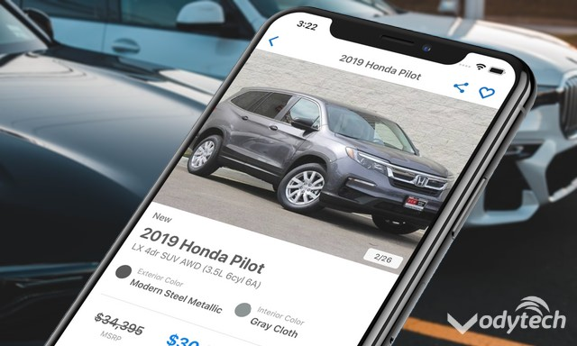Best Car Buying Apps for iPhone