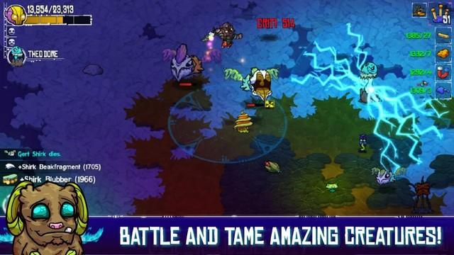 Crashlands - Best Open World Game