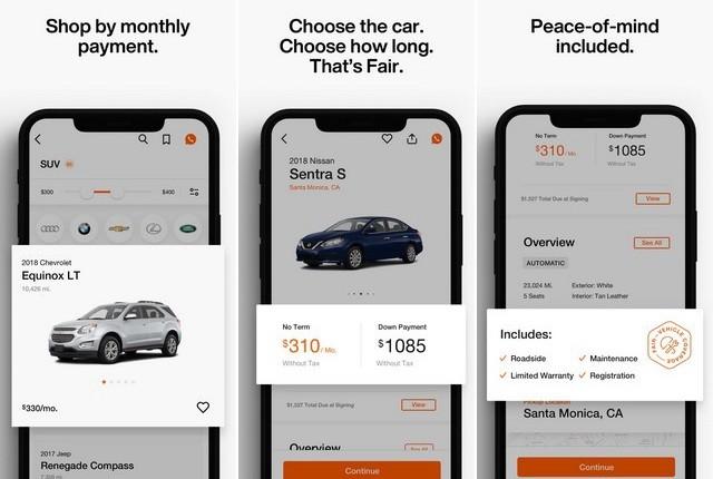 Fair - Best Car Buying App