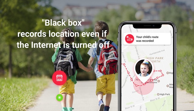 Find My Kids - Best Location Sharing App