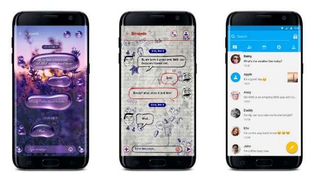 GO SMS Pro - Best SMS Blocker App
