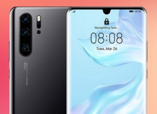 How to Show Battery Percentage on Huawei P30 Pro