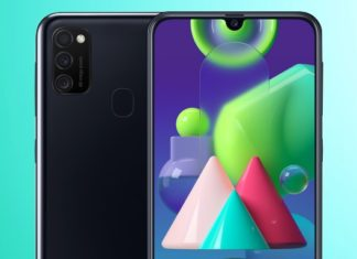 How to Change Wallpaper on Samsung Galaxy M21