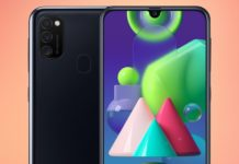 How to Take a Screenshot on Samsung Galaxy M21