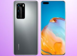 How to change the wallpaper on Huawei P40 Pro
