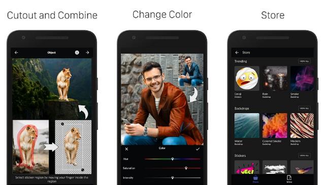 LightX - Best Instagram Story App