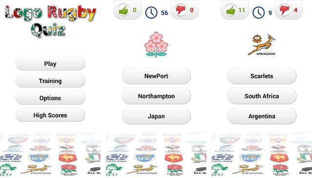 Logo Rugby Quiz