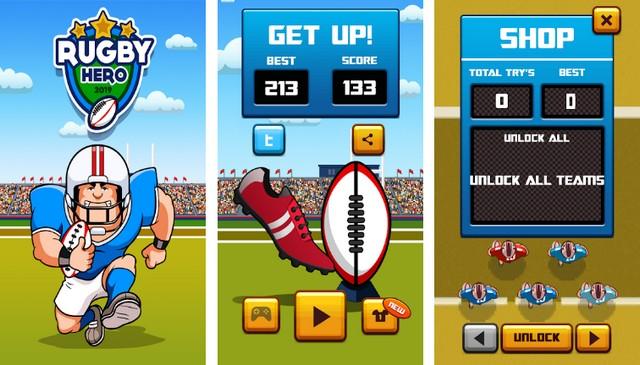 Rugby Hero 2020