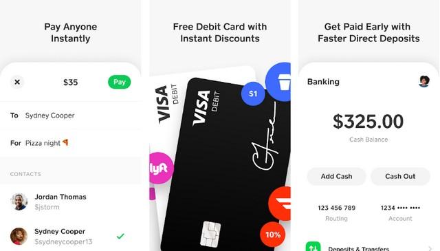 Square - Best Money Transfer App