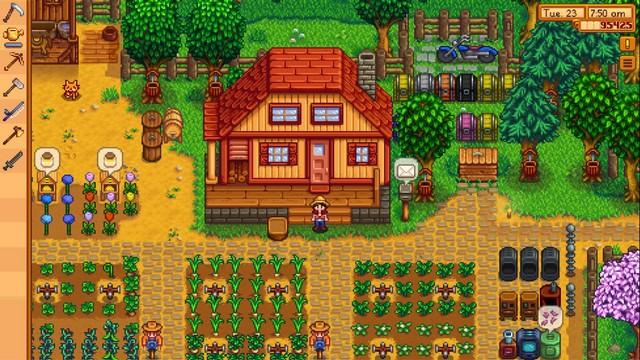 Stardew Valley - Best Farming Game