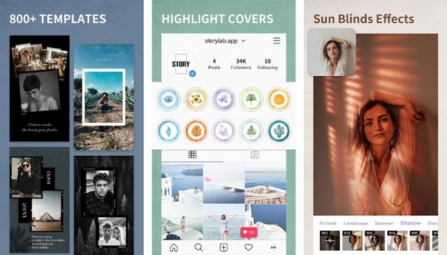StoryLab - Best Instagram Story App