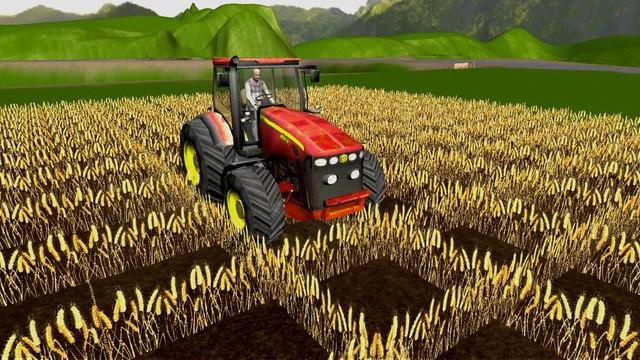 Tractor Simulator