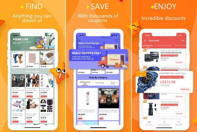 AliExpress - Best Online Shopping App