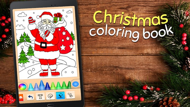 Christmas Coloring