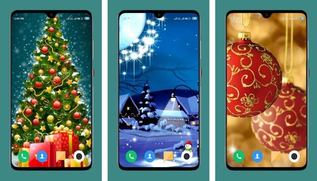 Christmas Wallpaper 4K