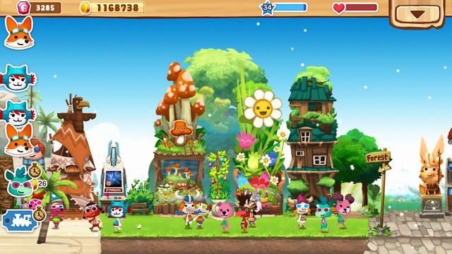 Happy Street - Best Game like Animal Crossing