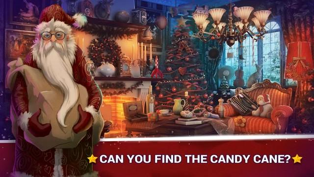 Hidden Objects Christmas