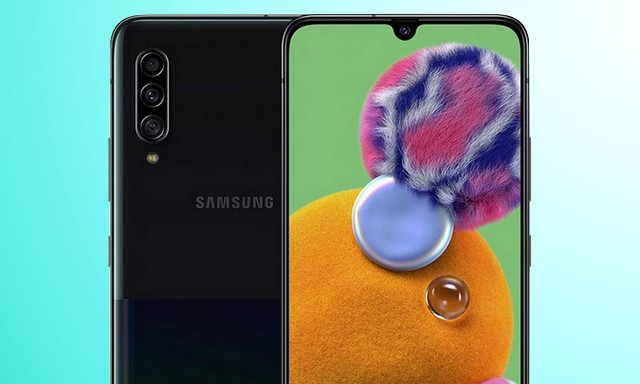 How to Power Off or Restart Your Samsung Galaxy A90