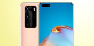 How to Take a Screenshot on Huawei P40 Pro