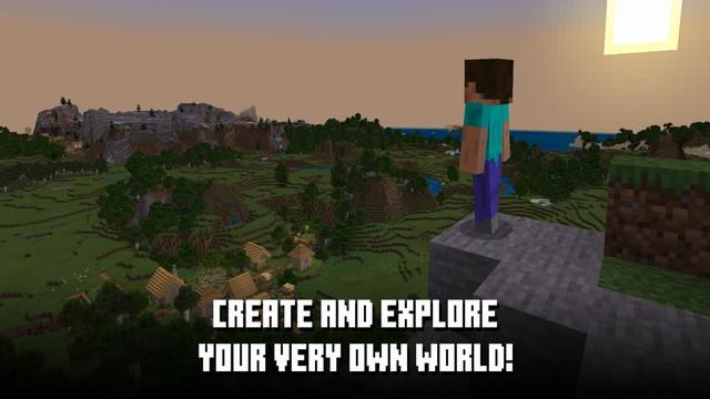 Minecraft - Best Open World Game