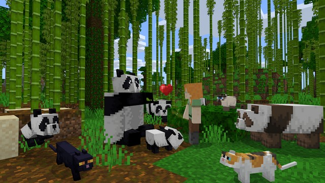Minecraft - Best Game like Animal Crossing