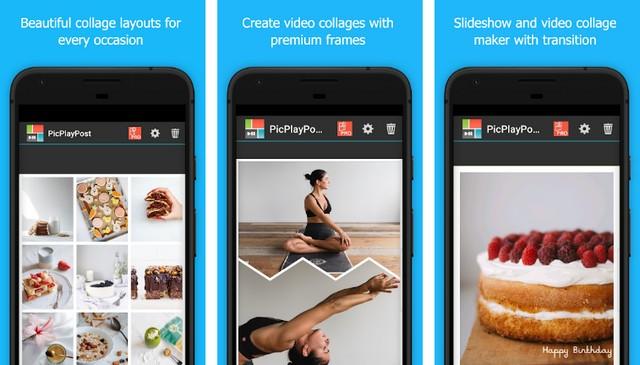 PicPlayPost Collage Maker