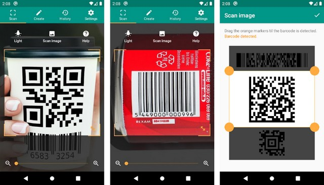 QR & Barcode Reader by TeaCapps