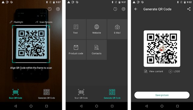 QR Code Reader by BetterIdea Studio
