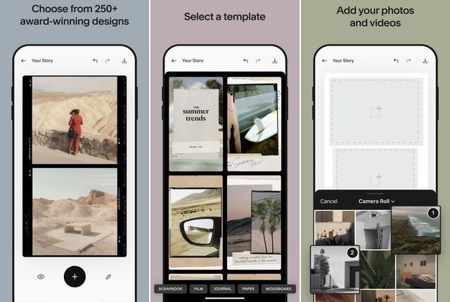 Unfold - Best Instagram Story App