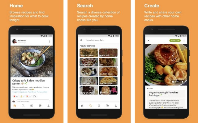 Cookpad - App for Home Chefs