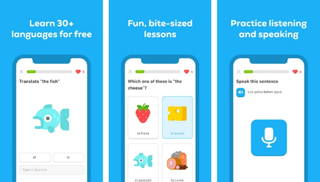 Duolingo - Best Education App