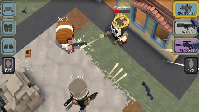 Guns Royale - Best Battle Royale Game