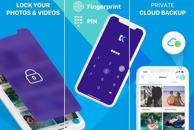 Keepsafe - Best Privacy App