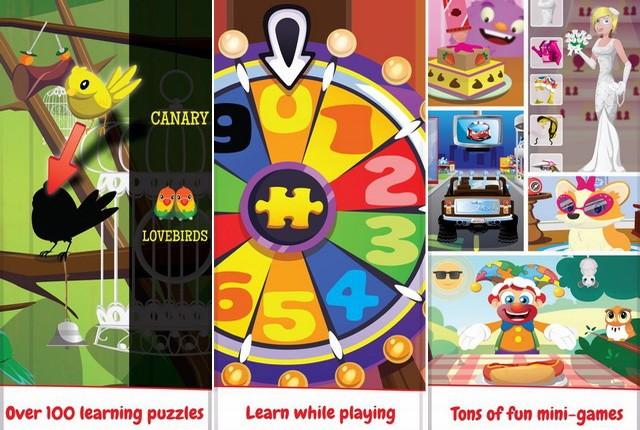 Kids Puzzles Games Puzzingo