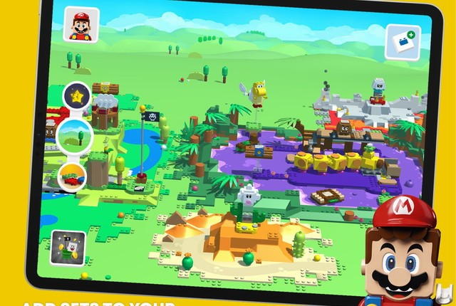 LEGO Super Mario - Best Kids Games