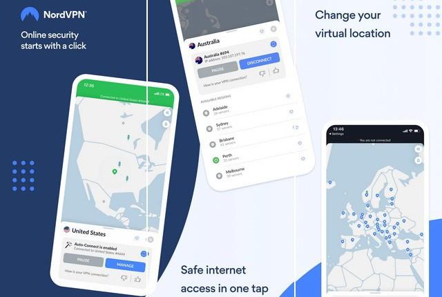 NordVPN - Best Privacy App