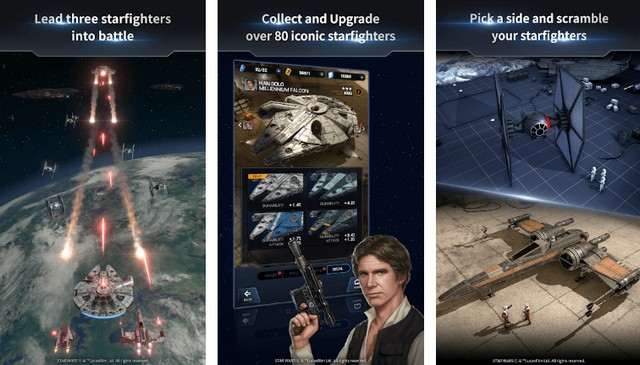 Star Wars : Starfighter Missions