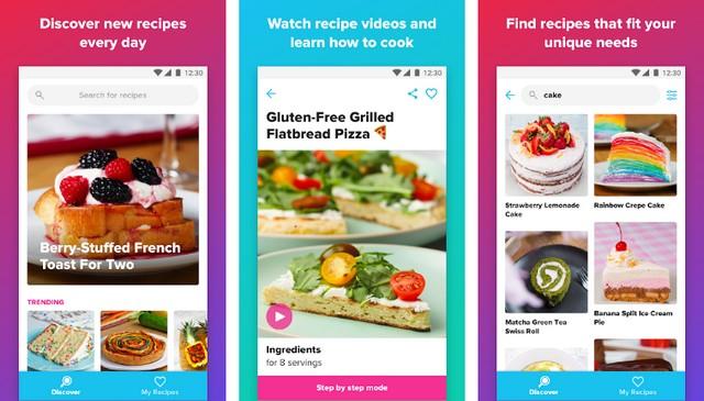 Tasty - App for Home Chefs