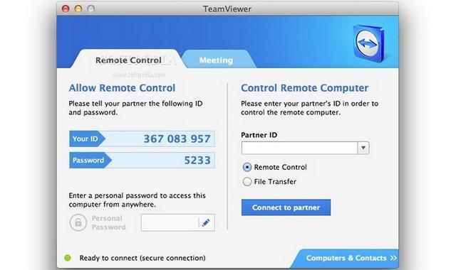 TeamViewer for Mac - Best Screen Sharing App