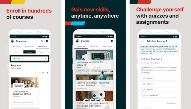 edX - Best College App
