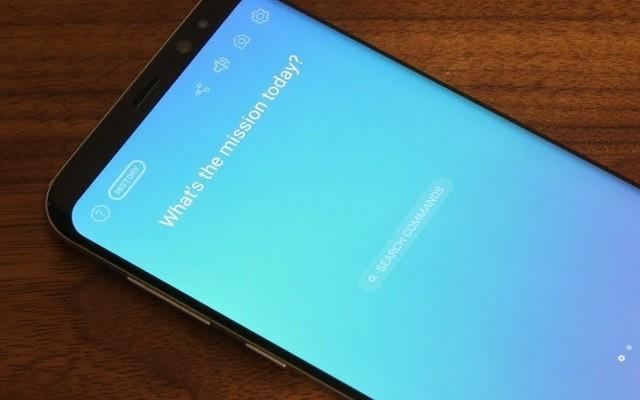 How to Take Screenshots on Samsung Phones using Bixby