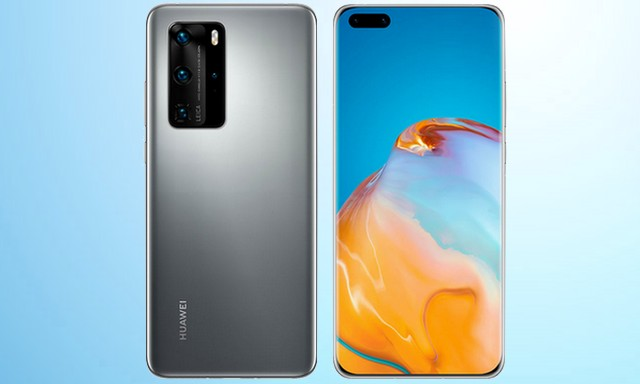 How to change screen resolution on Huawei P40 Pro