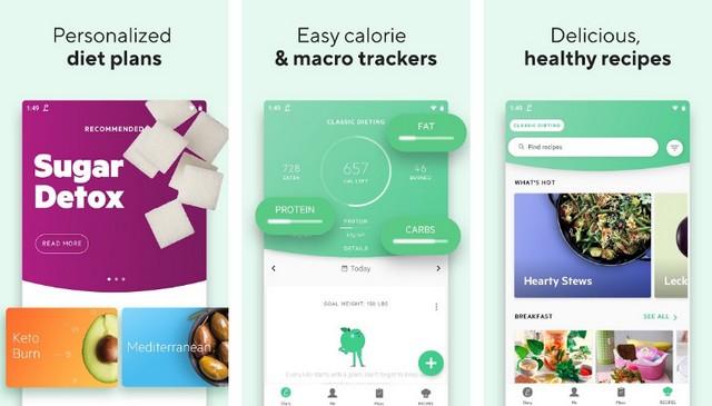 Lifesum - Best Diet and Nutrition App