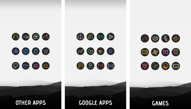 Minma Icon Pack