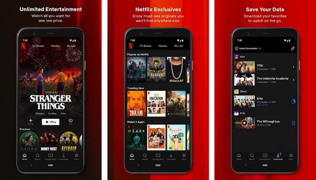 Netflix - Best Entertainment App