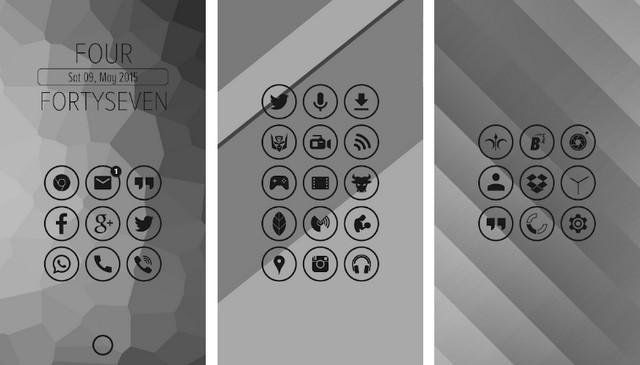 Nimbbi - Icon Pack