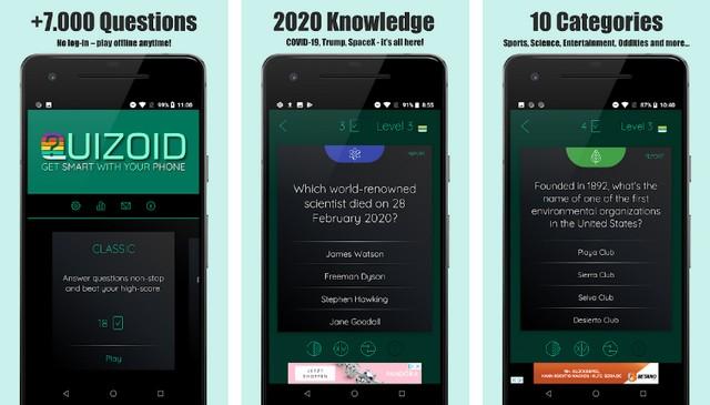Quizoid - Best Quiz Game