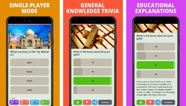 QuizzLand - Free Trivia Game
