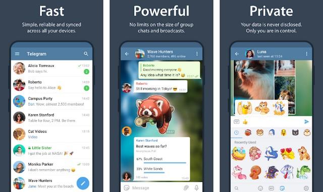 Telegram - Best App Like WhatsApp