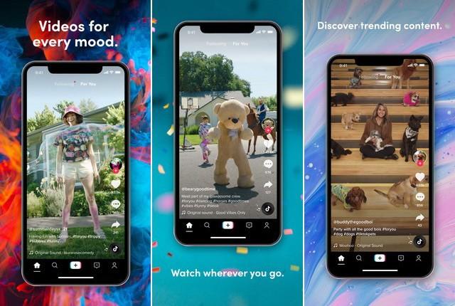 TikTok - Entertainment App